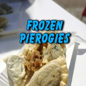 frozen pierogies