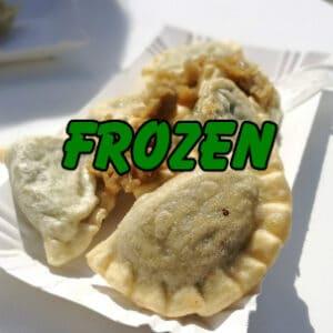 Frozen Pierogies
